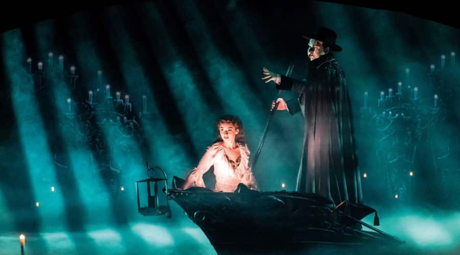 Phantom Of The Opera UK Tour 2020-21
