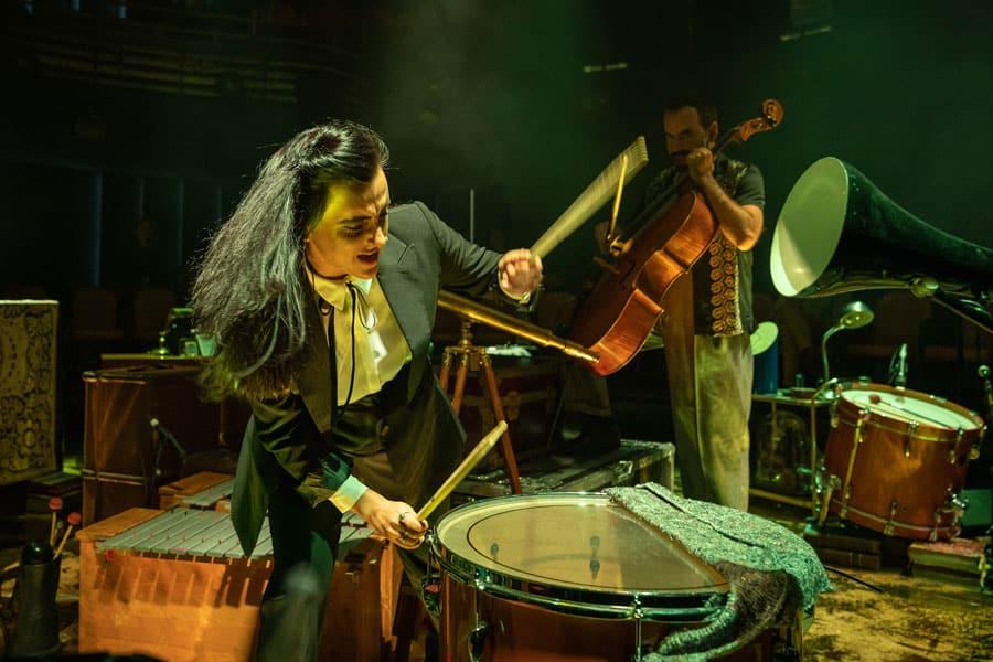 Ghost Quartet review Boulevard Theatre