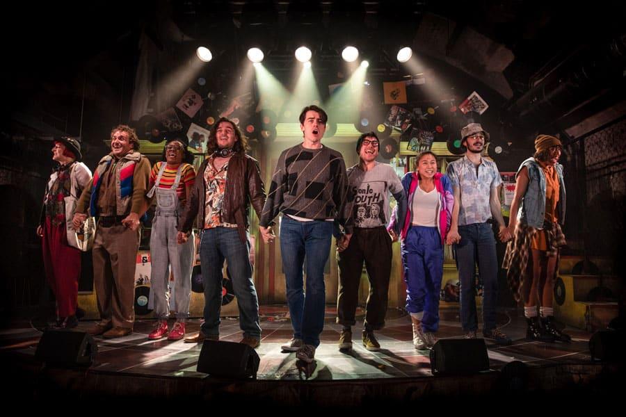 High Fidelity review Turbine Theatre London