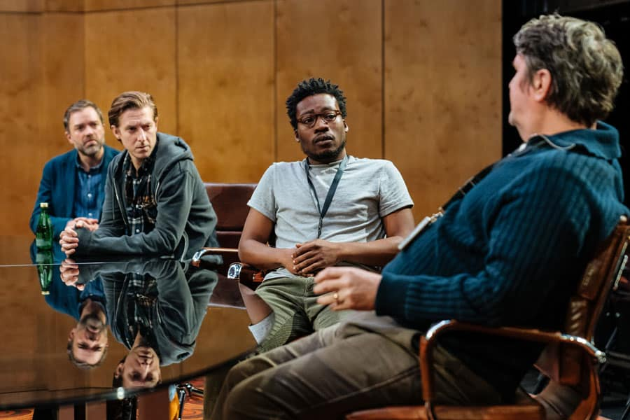 The Antipodes review National Theatre