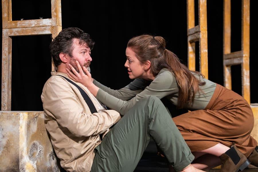 Uncle Vanya review New Wimbledon theatre Studio