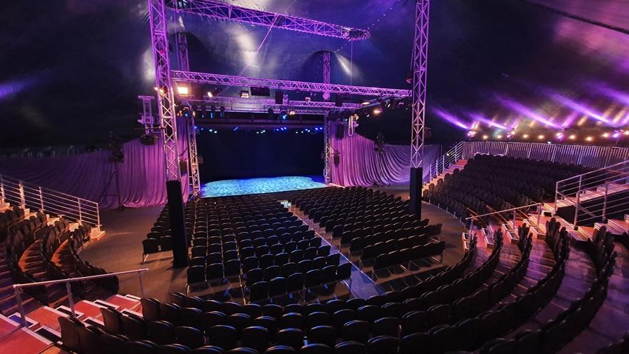 Mercury Theatre Big Top