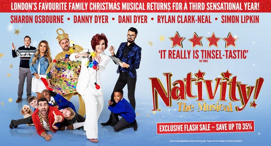 Nativity musical London Flash Sale