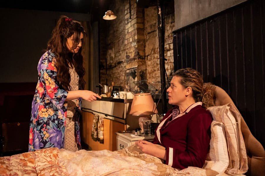 A Prayer For Wings review King's Head Theatre