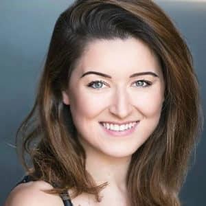 Rebecca Gilliland Wicked London