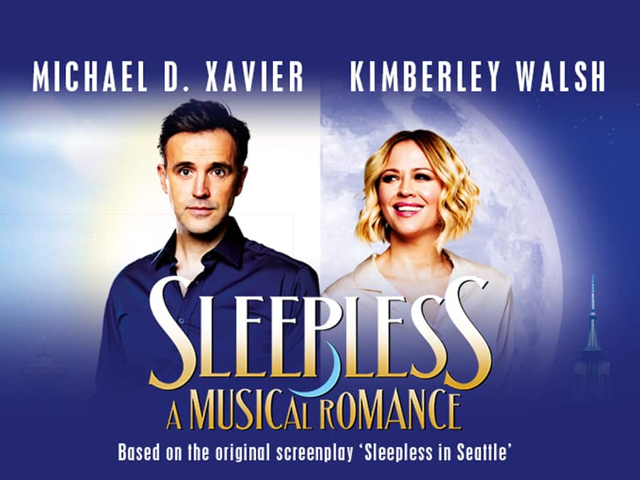 Sleepless musical London