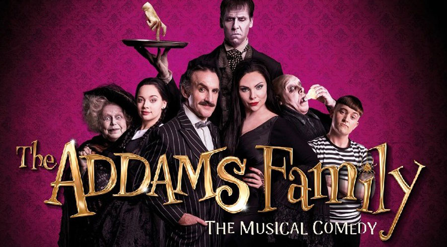The Addams Family UK Tour 2021