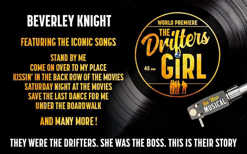 The Difters Girl musical Garrick Theatre London