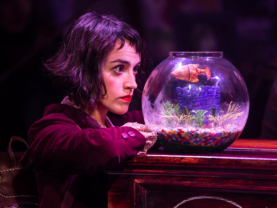 Amelie the musical review The Other Palace