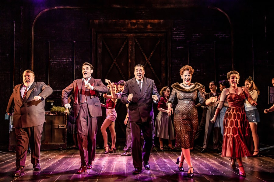 REVIEW: Curtains, Wyndham's Theatre London ✭✭✭✭