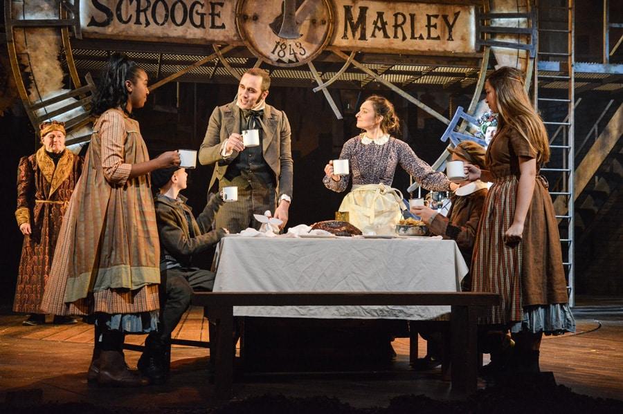 Derby Theatre Christmas Carol