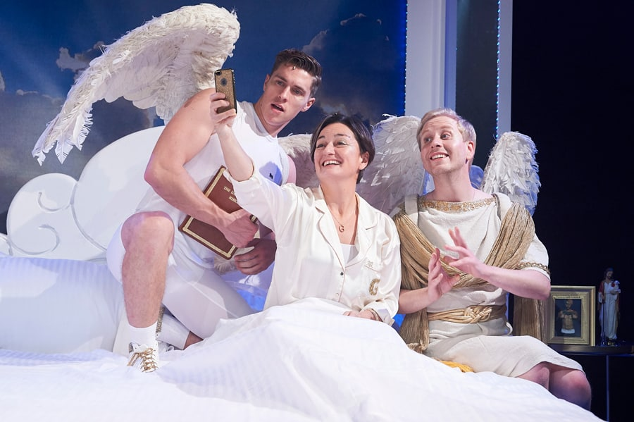 An Act Of God review The Vaults London