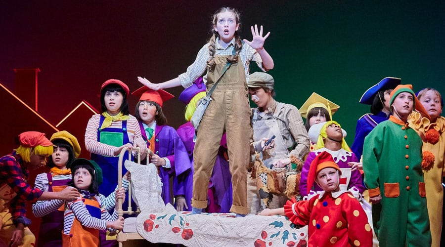The Wizard Of Oz review Leeds Playhouse