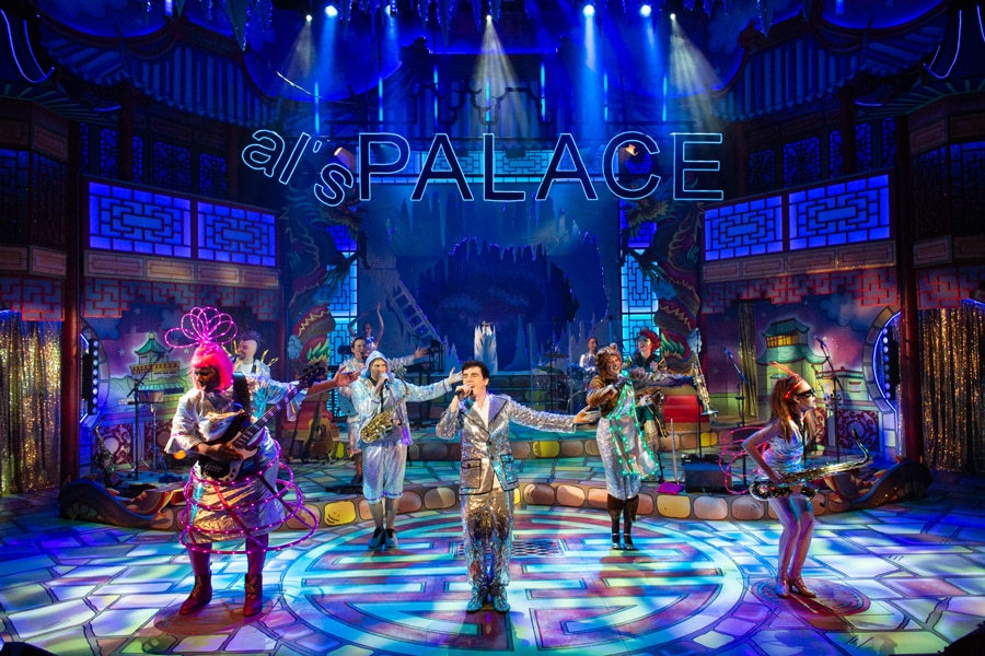 Pantomime New Wolsey Theatre