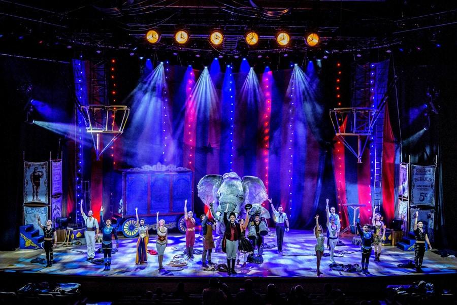 Circusa 1903 review Southbank Centre London