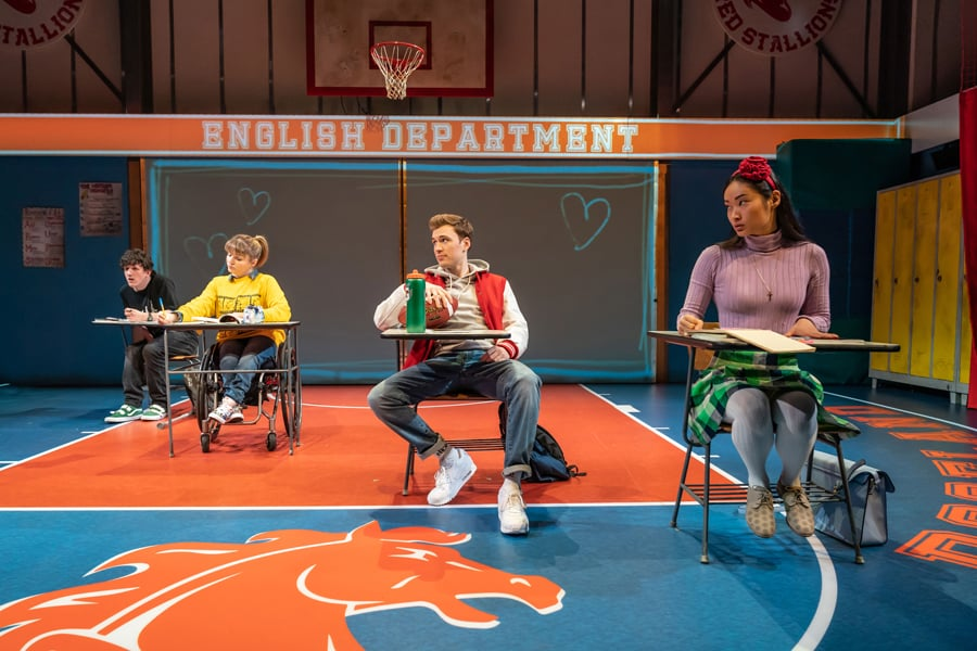 Teenage Dick review Donmar Warehouse