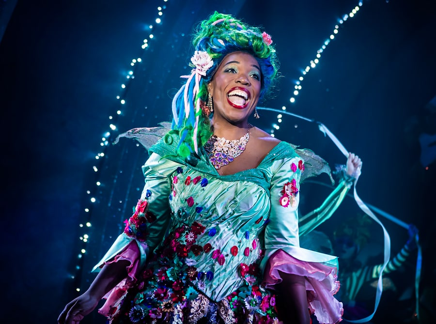 Cinderella review Mercury Theatre at Abbey Fields