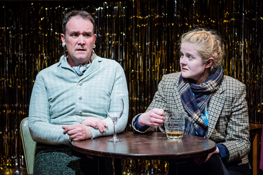 One Million Tiny Plays About Britain review Jermyn Street Theatre