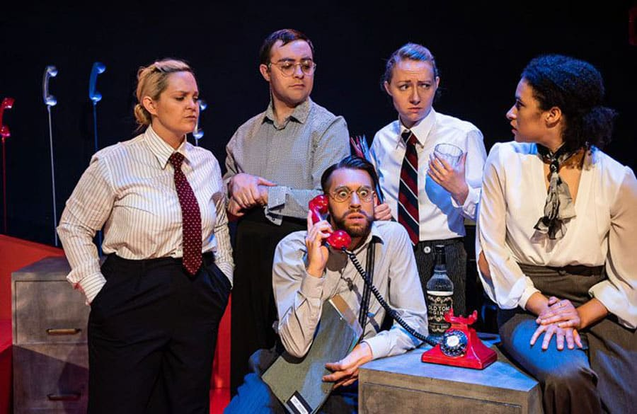 Operation Mincemeat New Diorama Theatre