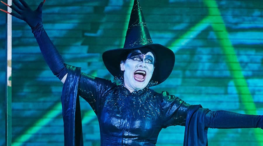 Wicked Witch Of The West Leeds Playhouse