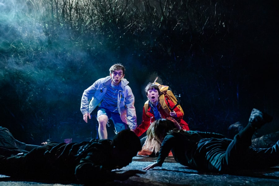 The Ocean At The End Of The Lane review National Theatre