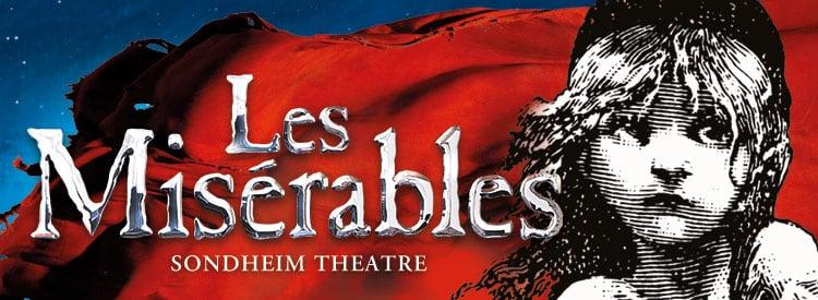 Les Miserables tickets London