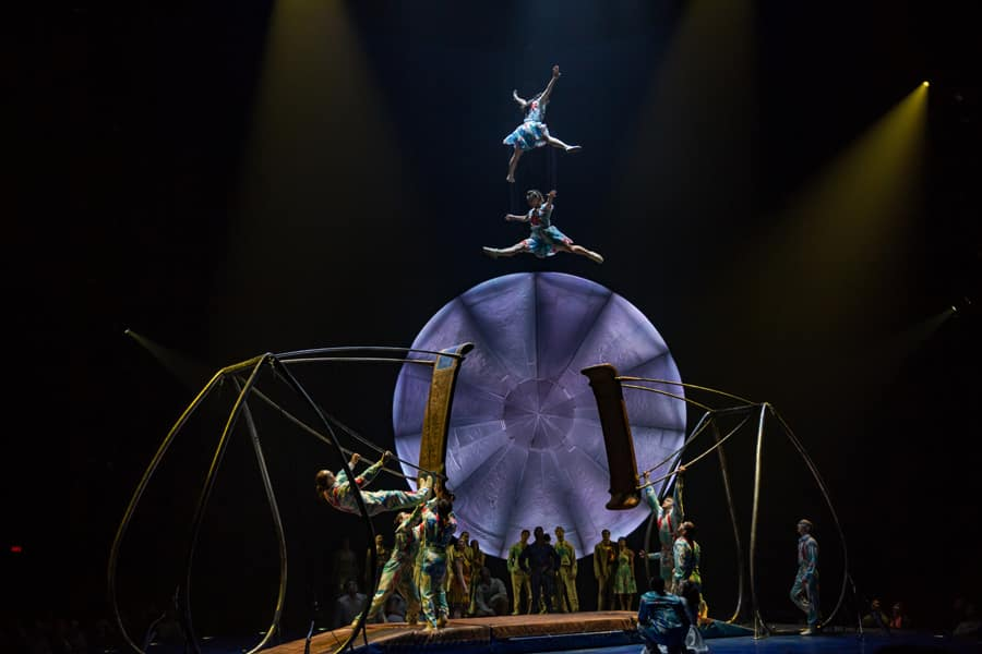 Luzia review Royal Albert Hall