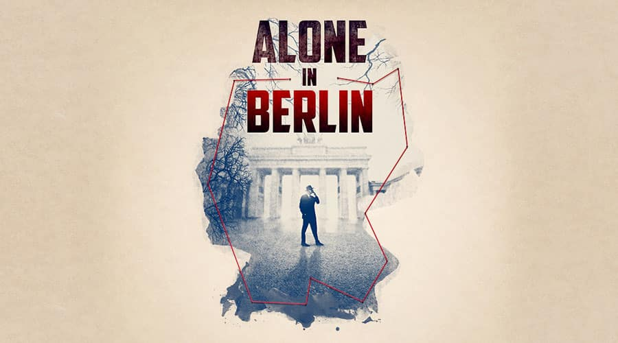 Alone In Berlin York Theatre Royal