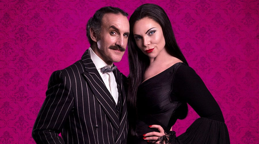 Addams Family UK Tour