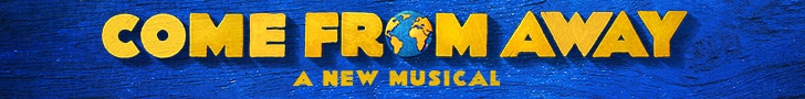 Come From Away tickets London