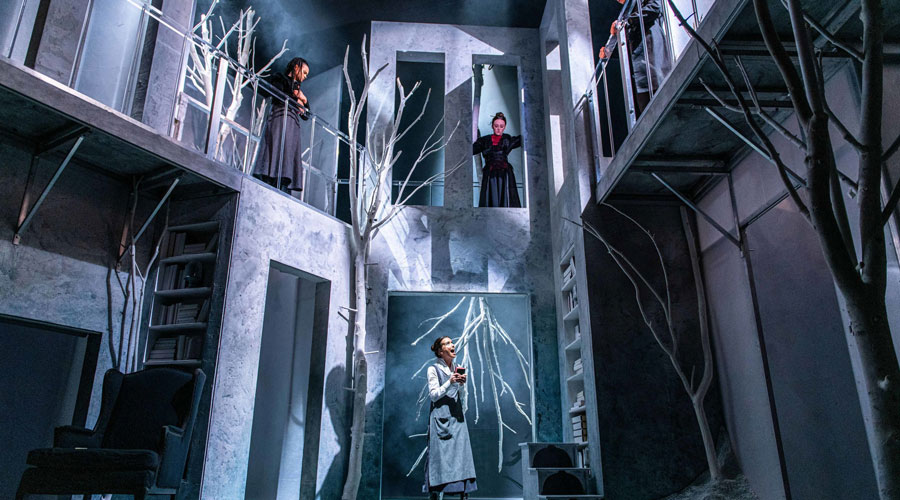 Frankenstein review Derby Theatre