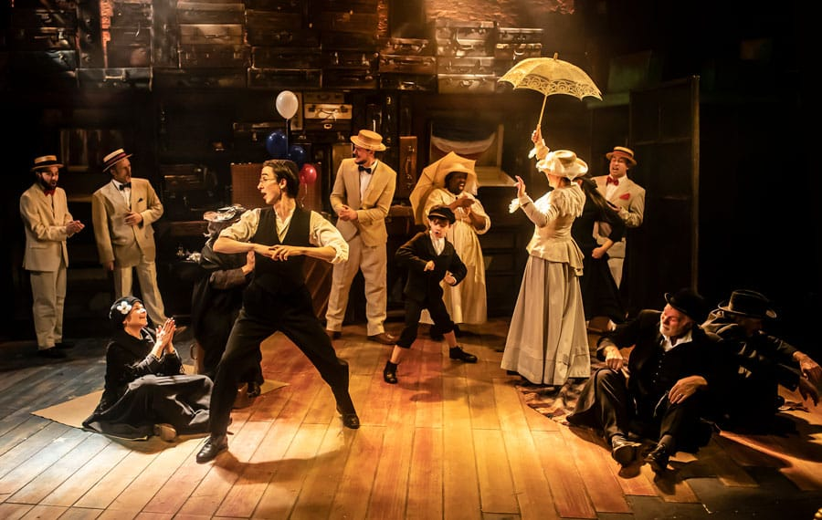 Rags Park Theatre London