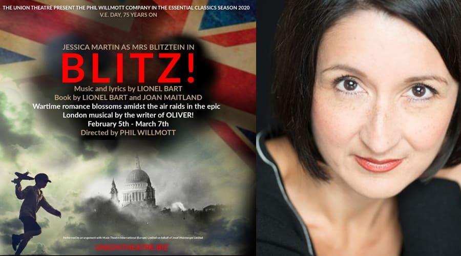 Blitz musical Union Theatre
