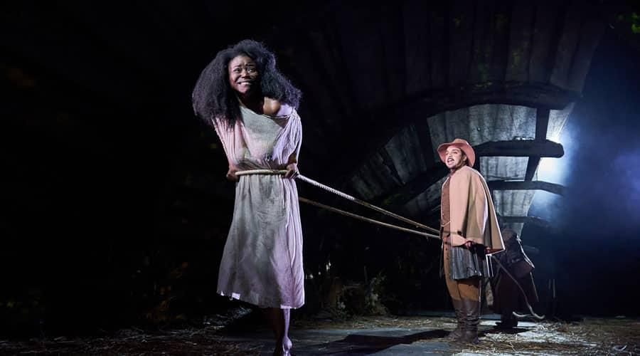 Faustus That Damned Woman review Headlong