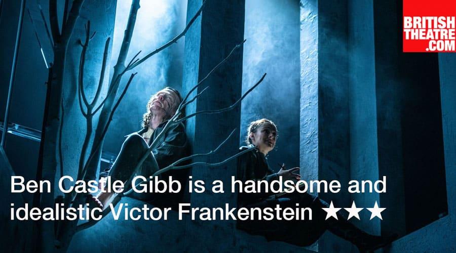 REVIEW: Frankenstein, Derby Theatre (UK Tour) ✭✭✭