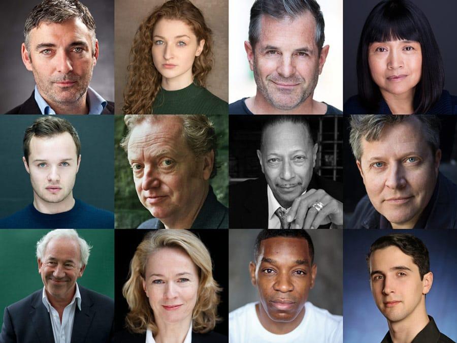 La Cage Aux Folles cast Park Theatre London