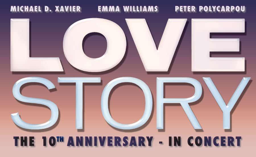 Love Story 10th anniversary concert Cadogan Hall