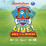 Paw Patrol Live UK Tour 2020