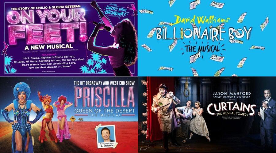Touring musicals 2020