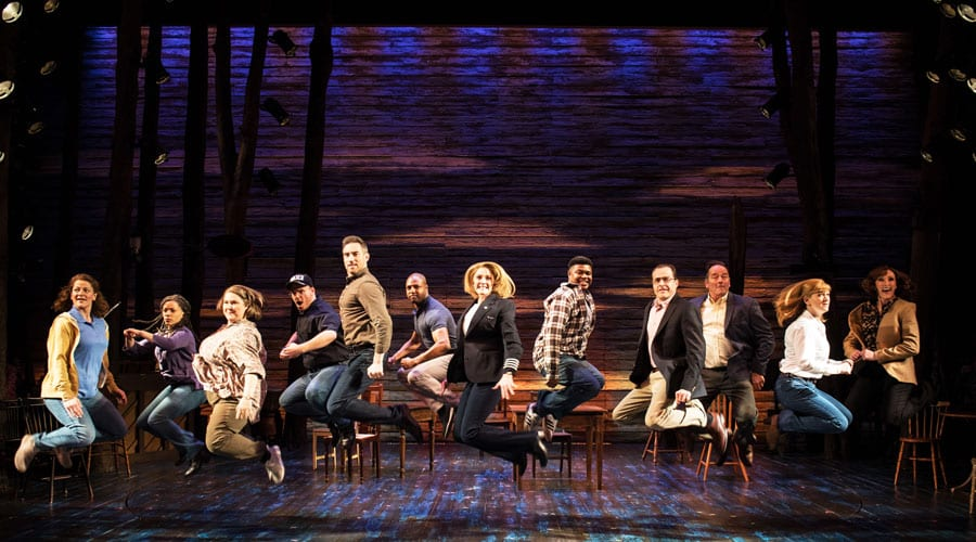 Come From Away Phoenix Theatre London