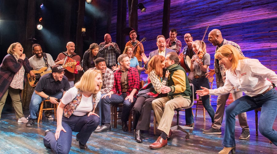 Come From Away West End