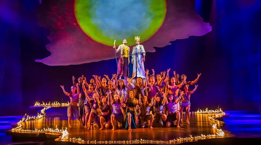 Prince Of Egyptreciew Dominion Theatre