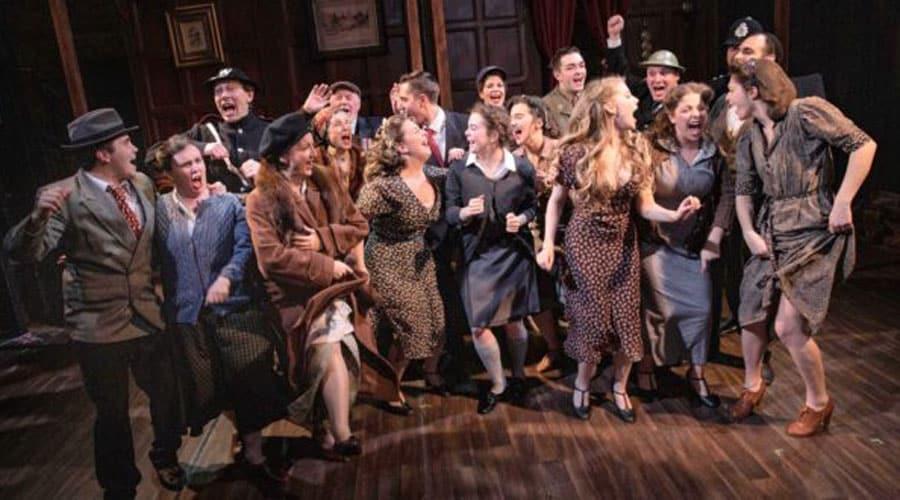 Blitz review Union Theatre