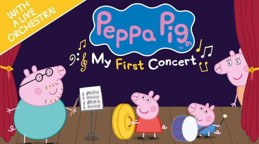 Peppa Pig Uk Concert Tour