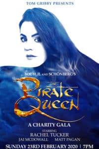 Pirate Queen tickets London Coliseum