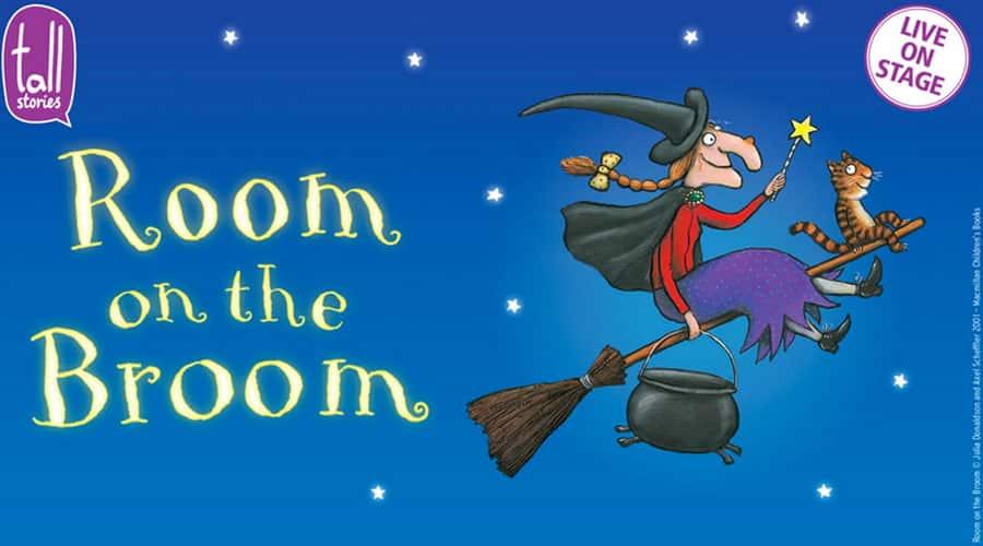 Room On The Broom UK Tour
