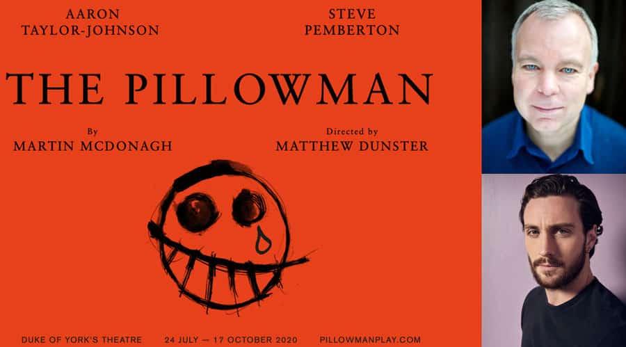 The Pillowman Duke Of York's Theatre
