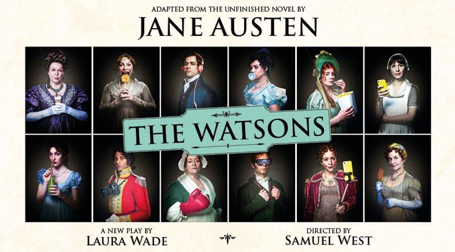 The Watsons tickets Harold Pinter Theatre London