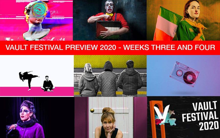 Vault Festival 2020 highlights