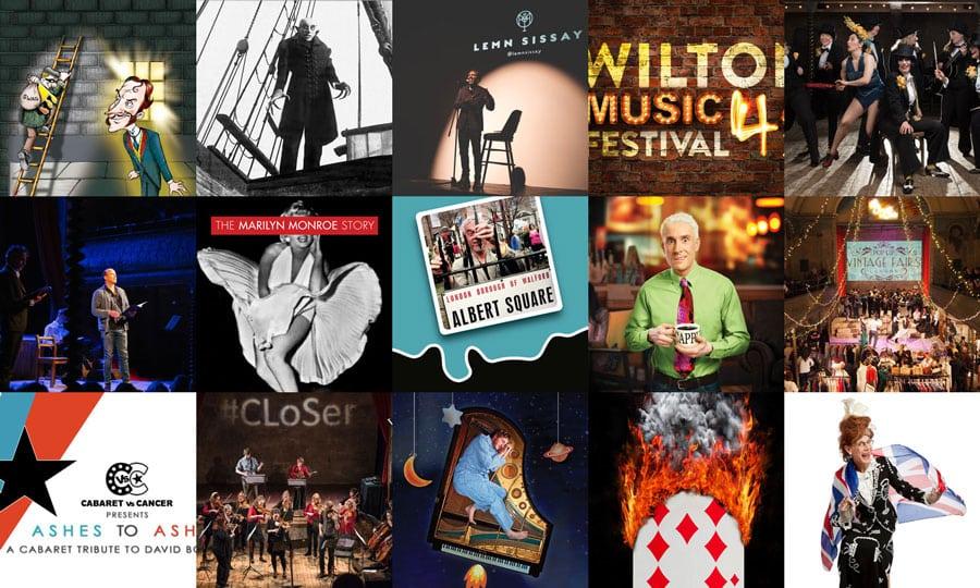 Wiltons Music Hall 2020 Summer Programme